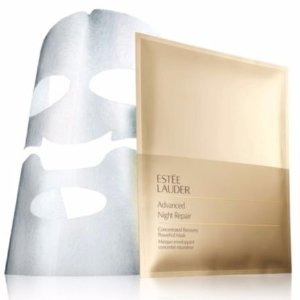 Estée Lauder Advanced Night Repair Concentrated Recovery PowerFoil Mask/Pack of 4
