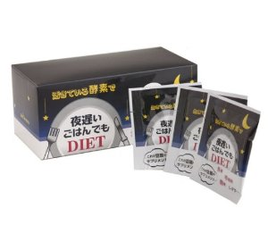 10% Off + Delivery from Japan SHINYAKOSO NIGHT DIET Enzyme, 30 Bags @ HOMMI