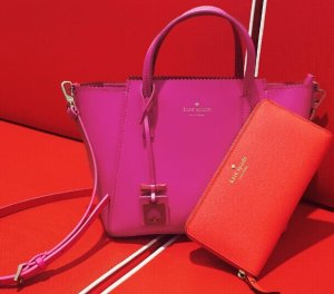 Up to 44% Off kate spade Handbags @ Rue La La