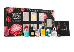 $65Sephora Favorites Scent the Look Deluxe Perfume Sampler ($120.00 value)