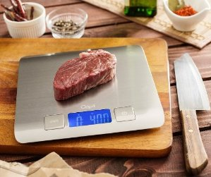 Ozeri Zenith Digital Kitchen Scale