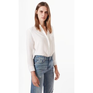 Women's HAMILTON SILK SHIRT made of Silk | Women's Clothing and Accessories by Equipment