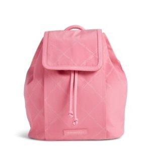 $34.99(reg.$98.00) Vera Bradley Preppy Poly Backpack