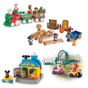 Little People Holiday Gift Set