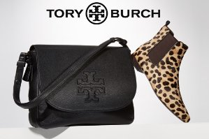 $25 Reward Card on Every $100 Purchase Tory Burch Shoes and Handbags @ Bloomingdales