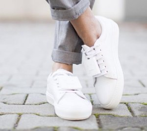 Up to 30% Offwith Acne Studios Adriana Sneakers Purchase @ SSENSE