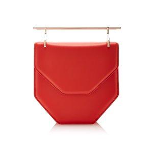Amor/Fati leather shoulder bag by M2Malletier   Moda Operandi