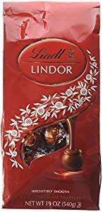 $10.77 Lindt LINDOR Milk Chocolate Truffles, 19oz