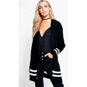 Maisy Soft Knit Midi Cardigan