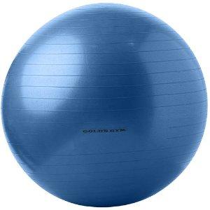 Gold's Gym 65cm Anti-Burst Body Ball - Walmart.com