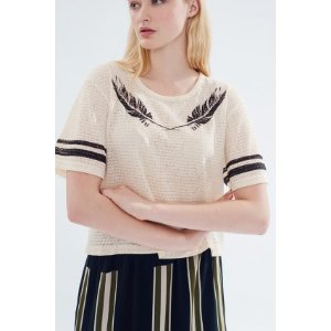 Oh Darling Top (Ivory) - Miss Patina - Vintage Inspired Fashion