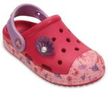 Kids' Crocs Bump It Sea Life Clog