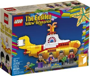 $44.96LEGO Ideas Yellow Submarine 21306 Building Kit