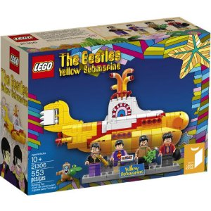 LEGO Ideas Yellow Submarine | 673419260176 | Item | Barnes & Noble®