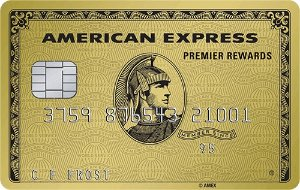 Receive 25,000 Membership Rewards® points after required spend Terms ApplyPremier Rewards Gold Card from American Express