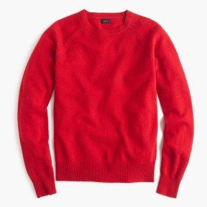 Lambswool Sweater : Men's Sweaters