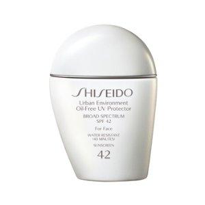 Urban Environment Oil-Free UV Protector SPF 42 | Shiseido.com