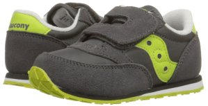 Saucony Jazz Hook and Loop Sneaker for Toddlers