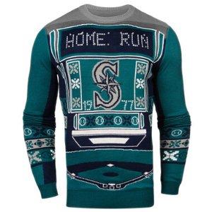 Seattle Mariners MLB Men's Light Up Ugly Sweater | lids.com
