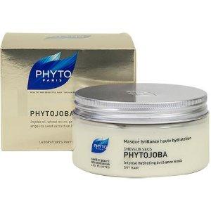PHYTO PHYTOJOBA Intense Hydrating Brilliance Mask, 6.7 oz.