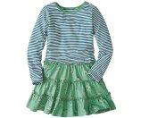 Girls Stripey Mix It Up Dress | Ms Girls Skirts