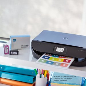 $59.99 HP Envy 4520 F0V69A#B1H Wireless All-in-One Photo Printer