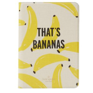 That's Bananas Mini iPad Case by kate spade new york