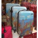 "Samsonite CityScapes NYC 3 Piece Premium 20"", 24"", 28"" Spinner Luggage Set"