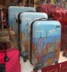 $230.30包邮 新低! Samsonite 新秀丽 纽约风情 20吋 24吋 28吋 万向轮硬壳登机旅行箱三件套