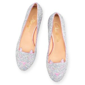 KITTY FLATS|SLIPPER