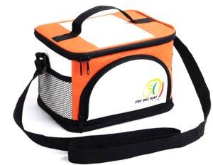 Elecrainbow Perfect Capacity Workday & Schoolday Lunch Bag/ Outdoor BBQ Picnic Bag