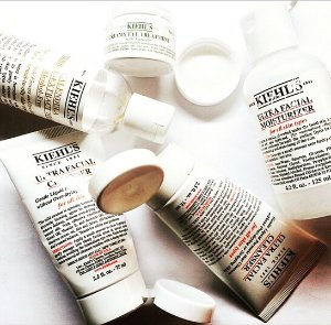Free 4 Deluxe Sampleswith Orders over $85 @ Kiehl's