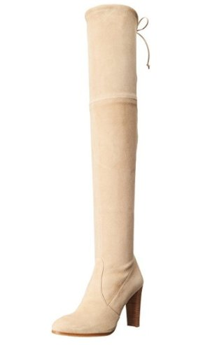 $397.07 Stuart Weitzman Women's Highland Over-the-Knee Boot