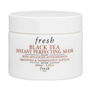 COSME-DE.COM | Fresh Black Tea Instant Perfecting Mask