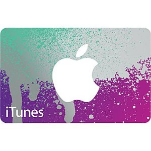 $25 iTunes Gift Card | Staples®
