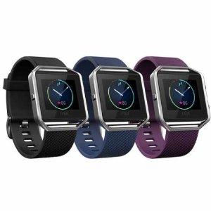 Fitbit Blaze Smart Fitness Watch Activity Tracker
