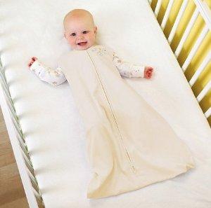 HALO SleepSack Wearable Blanket, Cotton, XLarge(26-36lb)