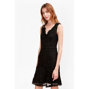 Bloomsbury Lace Peplum Hem Dress | Sale | French Connection Usa