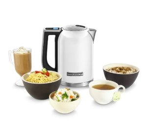 KitchenAid KEK1722ER 1.7-Liter Electric Kettle with LED Display