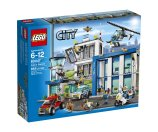 LEGO City Police Station Building Set - Walmart.com