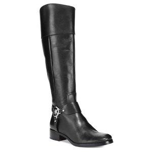 MICHAEL Michael Kors Fulton Harness Tall Riding Boots