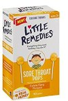 $10.61(reg.$13.25) Little Colds Honey Pops Lollipop,10 Count (Pack of 2)