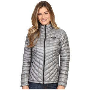The North Face ThermoBall™ Full Zip Jacket Mid Grey 2 - Zappos.com Free Shipping BOTH Ways