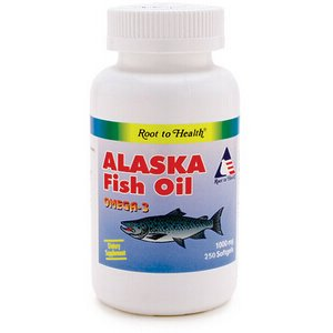Alaska Fish Oil 250ct