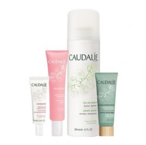 Dealmoon Exclusive!$60!the Grape Water & Vinosource Set @ Caudalie