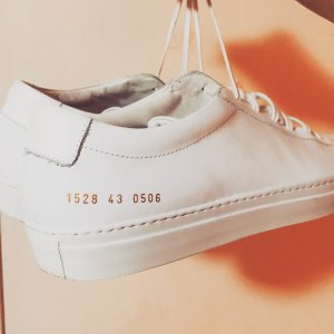 Up to a $300 Gift Card with Common Projects Purchase @ Neiman Marcus