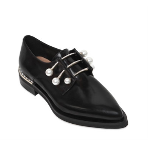 COLIAC - 20MM FERNY LEATHER PIERCING SHOES