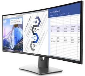 Dell 34 UltraSharp Curved Monitor | U3417W