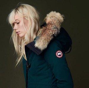 10% Off Canada Goose Women's Parka Coat @ Italist