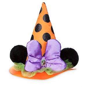 Minnie Mouse Witch Hat for Kids | Disney Store